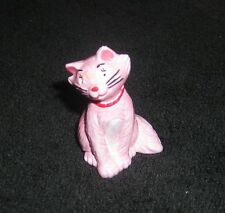 """DISNEY ARISTOCATS DUCHESS BULLY 1982 MADE IN GERMANY 2"""" TOY FIGURE CAKE TOPPER"""