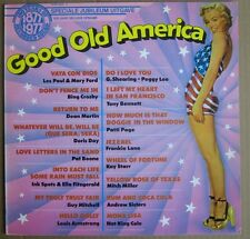 LP GOOD OLD AMERICA PATTI PAGE INK SPOTS DORIS DAY MARILYN MONROE COVER
