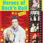HEROES OF ROCK'N ROLL PART II - VARIOUS ARTISTS / CD (MAYBELLENE CD 05502)