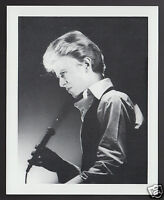 DAVID BOWIE Rock Musician Actor 1995 WHO'S WHO GAME CANADA PHOTO TRIVIA CARD