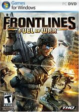 Frontlines FUEL OF WAR Front Line - Shooter PC Game - US Version Frontline - NEW