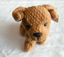 TY Original Beanie Baby TUFFY the dog Date of Birth October 12, 1996 - New w/tag