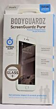 NEW!!! BodyGuardz Premium Tempered Glass Screen Protection for iPhone 6 / 6s