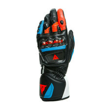 New Dainese Druid 3 Gloves Men's XL Black/Blue/Red #201815924-16D-XL