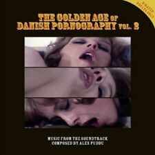 ALEX PUDDU - THE GOLDEN AGE OF DANISH PORNOGRAPHY 2  CD NEU