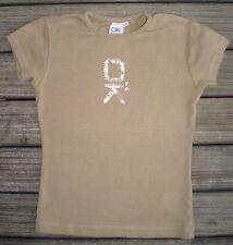 Joli t-shirt   fille ** OKAIDI ** TAILLE 8 ANS  bon état !!