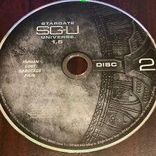 Stargate Universe (DVD) REPLACEMENT DISC #2