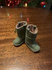 blythe Doll Green Long Boots