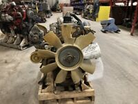 2001 CAT 3126E Diesel Engine, 190 HP. Approx. 180K Miles. All Complete