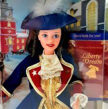 Patriot Barbie Doll American Series, Vintage Mattel 1996 Collector Edition Nib