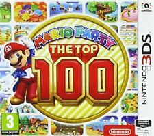 Jeu Nintendo 3ds - Mario Party the Top 100