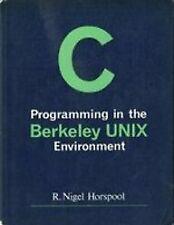 C Programming in the Berkeley Unix Environment