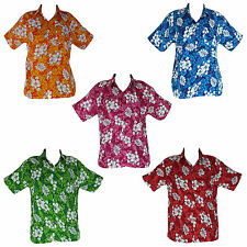 Rayon Collared Regular Floral Casual Shirts & Tops for Men