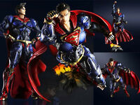 DC Comics Variant Play Arts Kai Superman DC Comics Figurine Figure No Box
