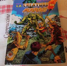 *** La Créature du Marais _ Album n° 1 (1+2) *** 1983 - Artima DC