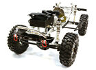 C25769SILVERT1 Alloy 1/10 Size TR305 Trail Roller G6 4WD Off-Road Crawler ARTR