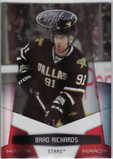 New listing Brad Richards 10-11 Panini Certified Mirror Red #50   #'d 099/250