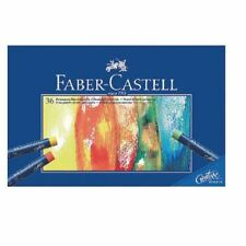Faber-Castell Creative Studio Oil Pastels Box of 36 36 Crayons Varied Color