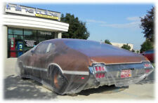 FORD MUSTANG THUNDERBIRD GT  plastic car cover, dust cover, rain cover 2 COVERS