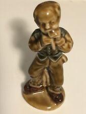 "Rose Tea Wade Phil the Fluter Flute figurine 3.5"" tall ceramic Irish Character"