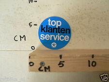 STICKER,DECAL SIMCA TOP KLANTEN SERVICE A