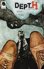 Dept H #14 Comic Book 2017 - Dark Horse
