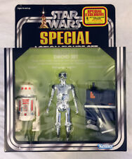 Star Wars Gentle Giant Kenner Jumbo Special Action Figure Droid Set Power R5-D4