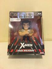 Metal Die Cast Old Man Logan Wolverine M240 LootCrate Exclusive Figure NEW