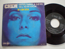 CHER Gypsys, Tramps And Tieves SPAIN 45 MCA 1971