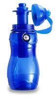 "10 x Trinkflasche ""Grenada"", blau, OHNE Werbung"