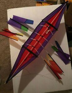 New Tech Kites Row Boat Kite MUST SEE