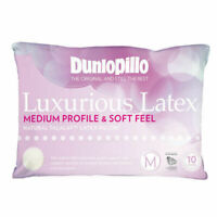 Dunlopillo Talalay Latex Luxurious Medium Profile & Soft Feel Pillow