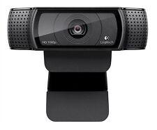 Camara HD 1080p Stereo Para Computadora Y Laptop Para Video Llamdas Grabaciones