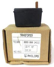 PHILLIPS, BOSCH,  PLUG IN TRANSFORMER,  TC1323, 24 VAC, 60 HZ, NIB