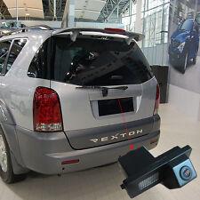 CCD Sensor HD Car Rear View Reverse Back Up Camera For Ssangyong Rexton Kyron