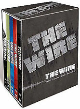 The Wire Seasons 1 to 5 Complete Collection DVD NEW DVD (1000086958)