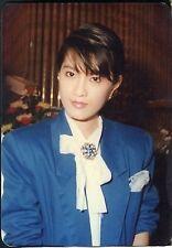 Rare Taiwan Singer Actress Jiang Ling Mitsubishi Paper Color Photo PC393