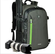 Impermeabile DSLR Camera Zaino Da Viaggio Borsa Custodia Per Canon Nikon Sony