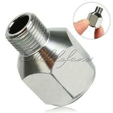 1pc 1/4'' BSP Female to 1/8'' BSP Male Airbrush Hose Fitting Adaptor Connector
