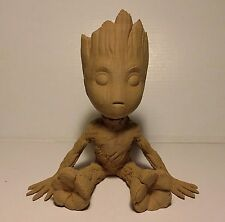 Guardians of the Galaxy 2 Baby Groot WOOD Quality 3D Printed stainable paintable