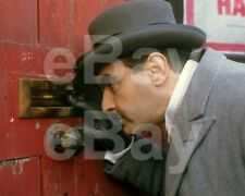 Hercule Poirot David Suchet 10x8 Photo