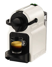 Krups Nespresso Inissia Coffee Capsule Machine - White and Nespresso® Aeroccino