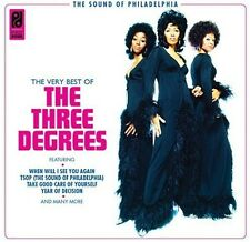 The Three Degrees - Three Degrees: Very Best of [New CD] Holland - Import