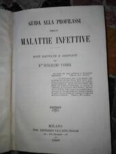 1892 - Guida alla profilassi delle malattie infettive