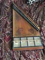 Middle Eastern Kanun Handmade In 1970