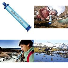 LifeStraw Personal Water Filter Storage for Emergencies Camping Clean Survival