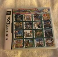 Pokemon 208 in 1 Game Card for Nintendo DS!  Pokemon and Many More!
