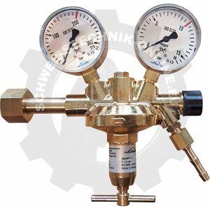 Flaschendruckminderer Sauerstoff, 200bar, 0-10bar (Druckminderer O2)