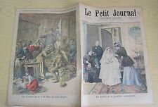 Le petit journal 1894 178 Les hommes en or à la foire au  pain d'épice