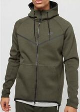 NIKE TECH FLEECE WINDRUNNER Full-Zip Hooded Jacket 805144-355 Size XXL New